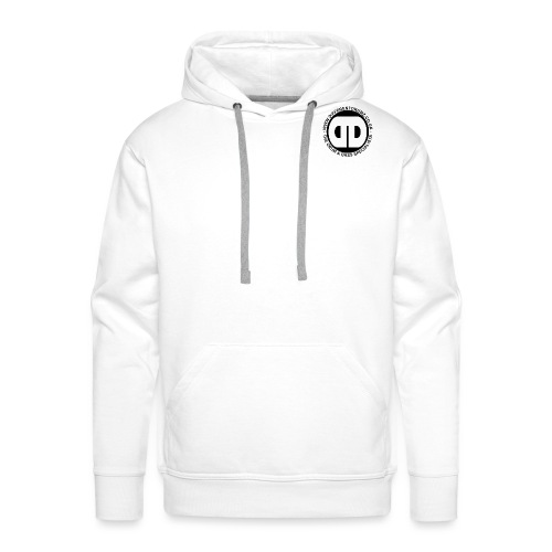 full logo black - Men's Premium Hoodie