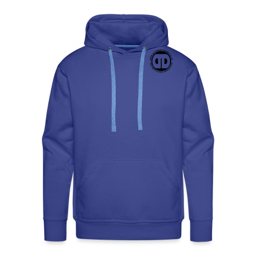 full logo black - Men's Premium Hoodie