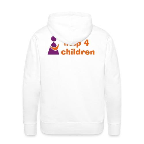 Kinder Premium Kapuzenjacke - Männer Premium Hoodie