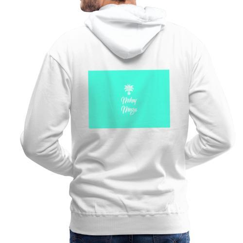 Mikey mega Logo - Premium hettegenser for menn