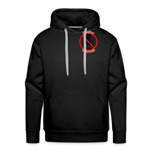 LOGO Ninjas Busters png - Sweat-shirt à capuche Premium pour hommes
