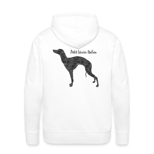 nouvsilpili3 - Sweat-shirt à capuche Premium pour hommes
