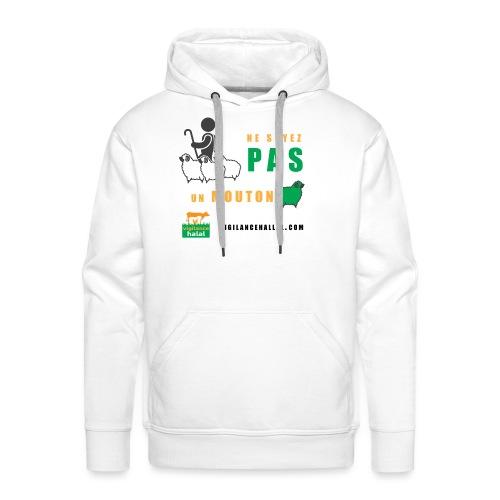 shepperd - Sweat-shirt à capuche Premium pour hommes