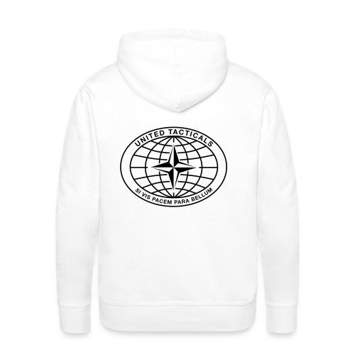 Logo United Tacticals - Männer Premium Hoodie