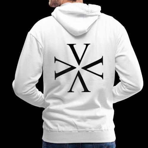Cross - Männer Premium Hoodie