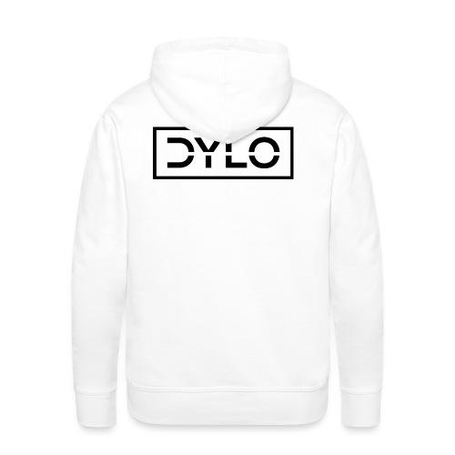 DYLO Logo - Men's Premium Hoodie