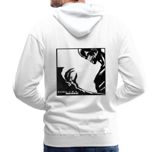 Osaka Mime - Men's Premium Hoodie