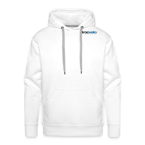 Logotype v5 png - Sweat-shirt à capuche Premium pour hommes