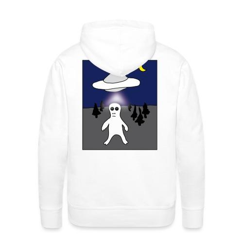 Ufo - Männer Premium Hoodie