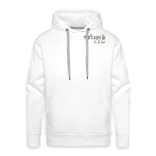 Marickael Logos Frist - Sweat-shirt à capuche Premium pour hommes