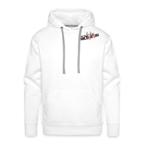 volxxlogos - Männer Premium Hoodie