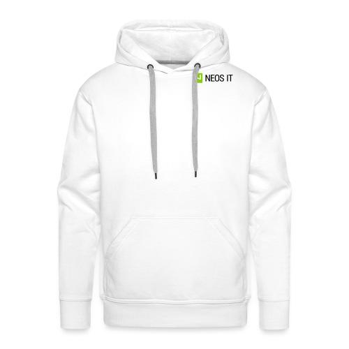 NeosIT Logo 2017 (2c) - Männer Premium Hoodie
