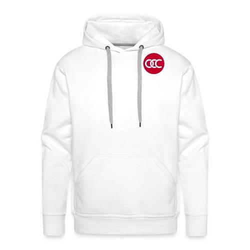 OCC-ROND - Sweat-shirt à capuche Premium pour hommes