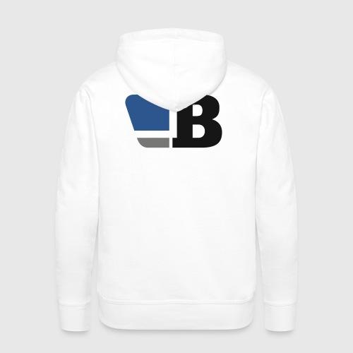 BLUF B - Men's Premium Hoodie