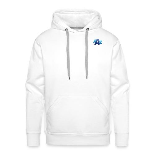 AAZ Simple - Sweat-shirt à capuche Premium pour hommes