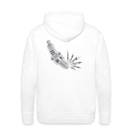 Fehlzünder Kontrast-Pullover - Männer Premium Hoodie