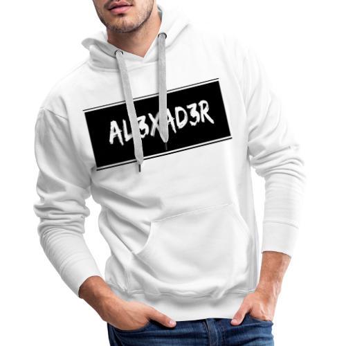 AL3XAD3R Merchandising - Männer Premium Hoodie