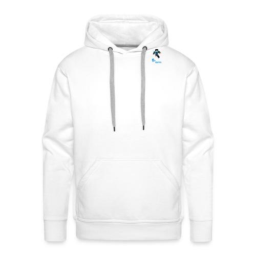 blue png - Men's Premium Hoodie
