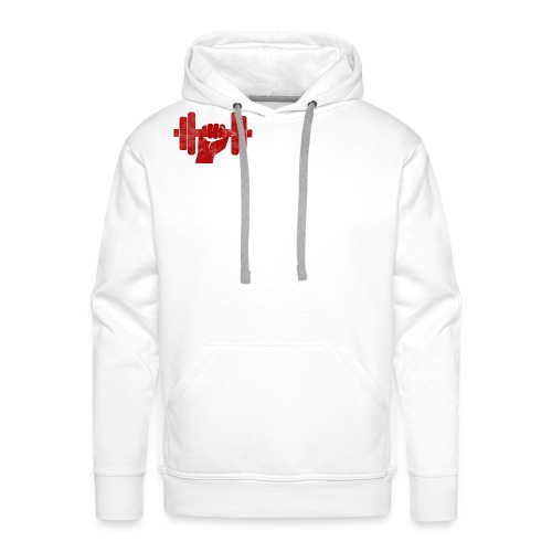 stop trying - Men's Premium Hoodie