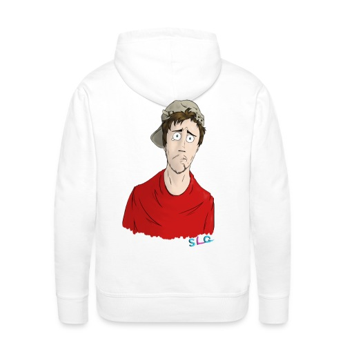 Geek - Tee shirt manches longues Premium Homme - Sweat-shirt à capuche Premium pour hommes