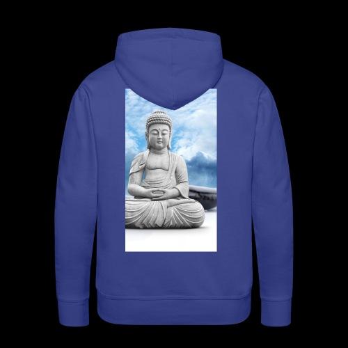 Stife-Buddha - Premiumluvtröja herr