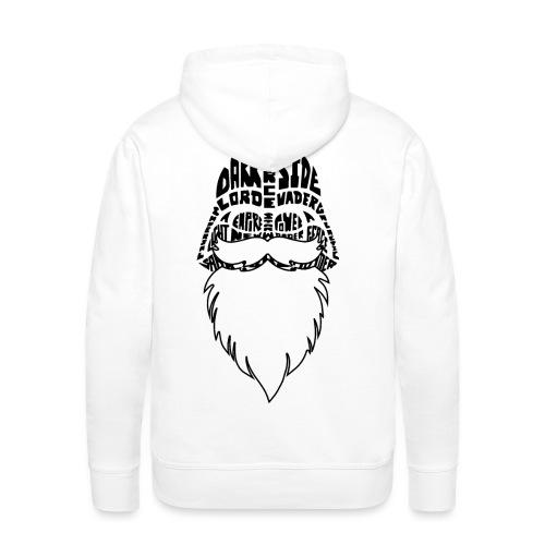Dark noël - Sweat-shirt à capuche Premium pour hommes