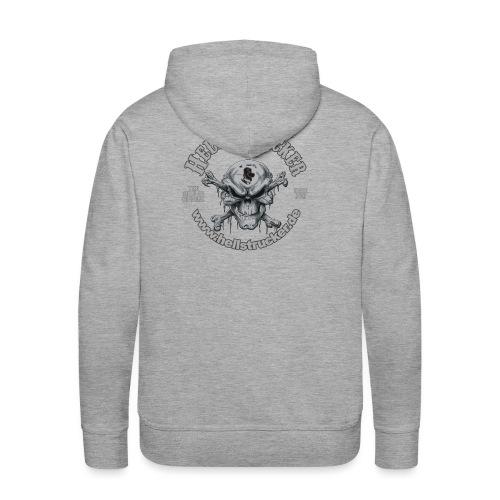 HellsTruckerLogo - Männer Premium Hoodie
