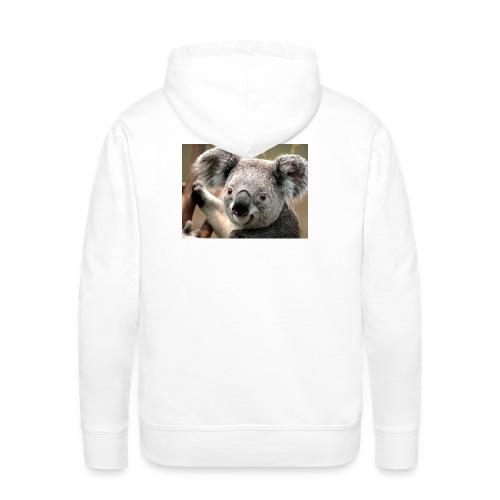 Koala jpg - Männer Premium Hoodie