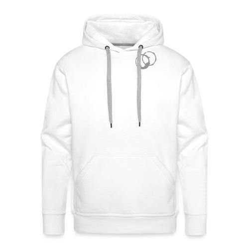 keyvisual allein - Männer Premium Hoodie