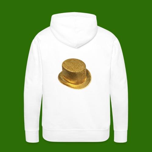 gold nus - Herre Premium hættetrøje