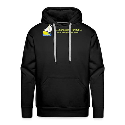 Logo Länglich png - Männer Premium Hoodie