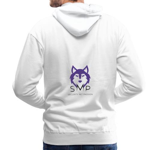 Security mit Passion Merchandise - Männer Premium Hoodie
