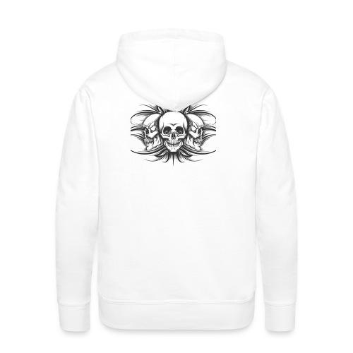 Death - Herre Premium hættetrøje