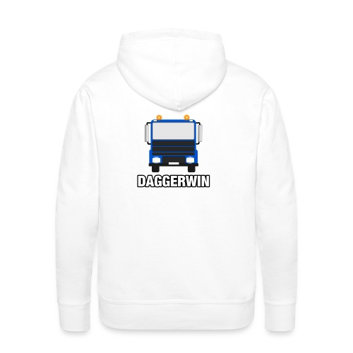 Daggerwin Logo Truck - Men's Premium Hoodie