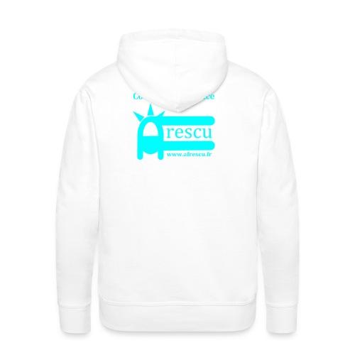 AFrescu - Sweat-shirt à capuche Premium pour hommes