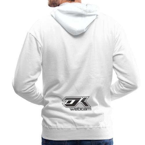 DK Webcam - Herre Premium hættetrøje