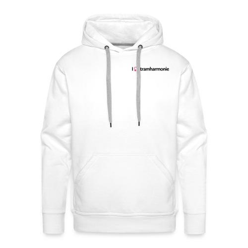 tramharmonie logo - Mannen Premium hoodie