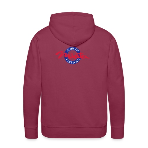 miata logo vektori pieni - Miesten premium-huppari