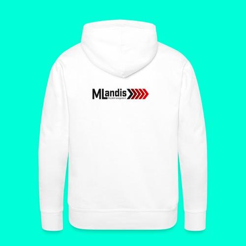 MLandis - Männer Premium Hoodie