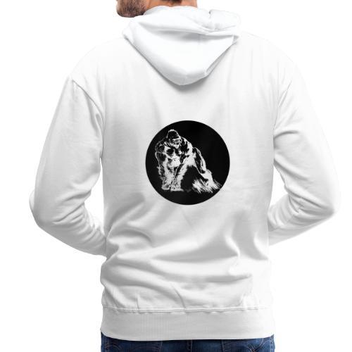 EPIC-Gorilla-Design - Männer Premium Hoodie