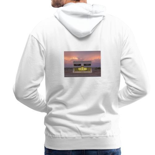 Instyle desert - Männer Premium Hoodie