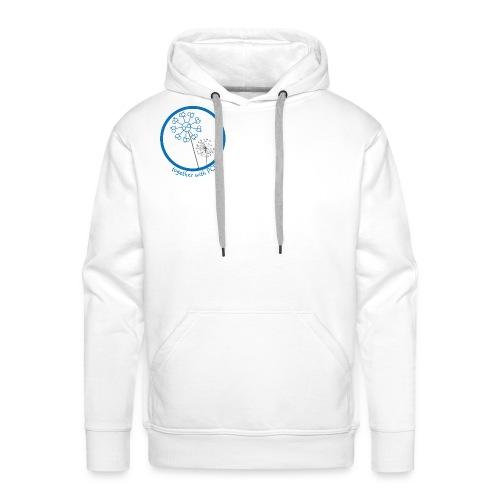 Pusteblume-PCD-1 - Männer Premium Hoodie