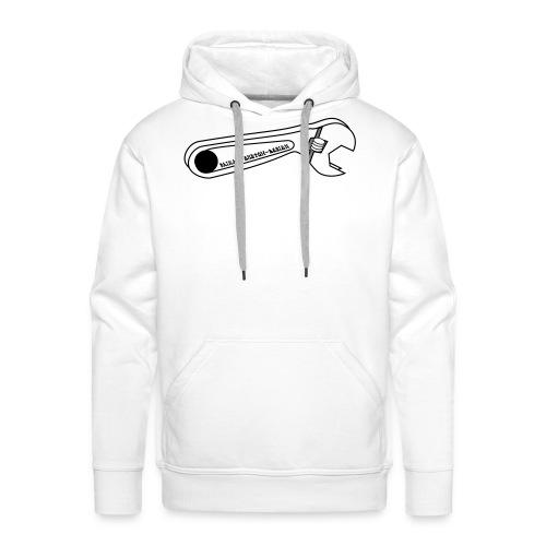 CLE MOLETTE - Sweat-shirt à capuche Premium pour hommes