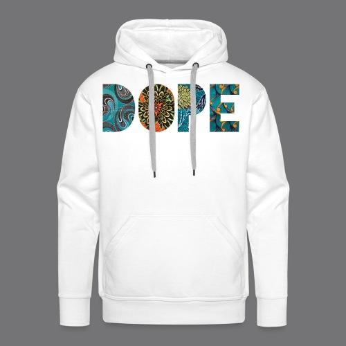DOPE NATURE Tee Shirts - Men's Premium Hoodie