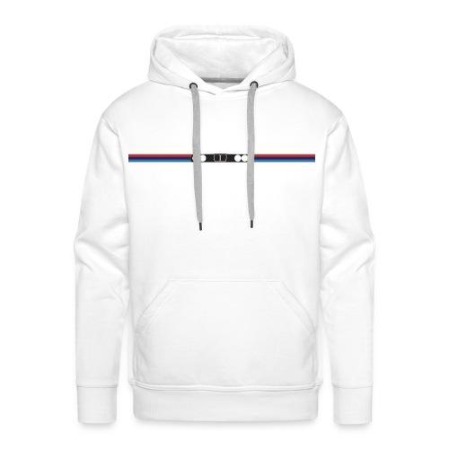Bimmer Style M Series - Sweat-shirt à capuche Premium pour hommes