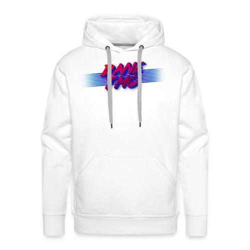 DaneTMG Retro Design - Men's Premium Hoodie