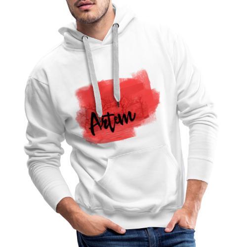 Collection Artem - Sweat-shirt à capuche Premium pour hommes