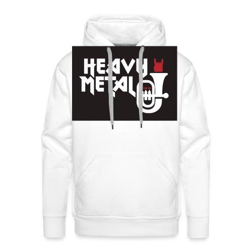 HeavyMetal MV Darscheid - Männer Premium Hoodie