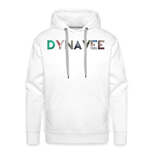 Dynavee Logo ohne BG - Männer Premium Hoodie