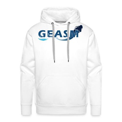 NEW GEASM - Sweat-shirt à capuche Premium pour hommes